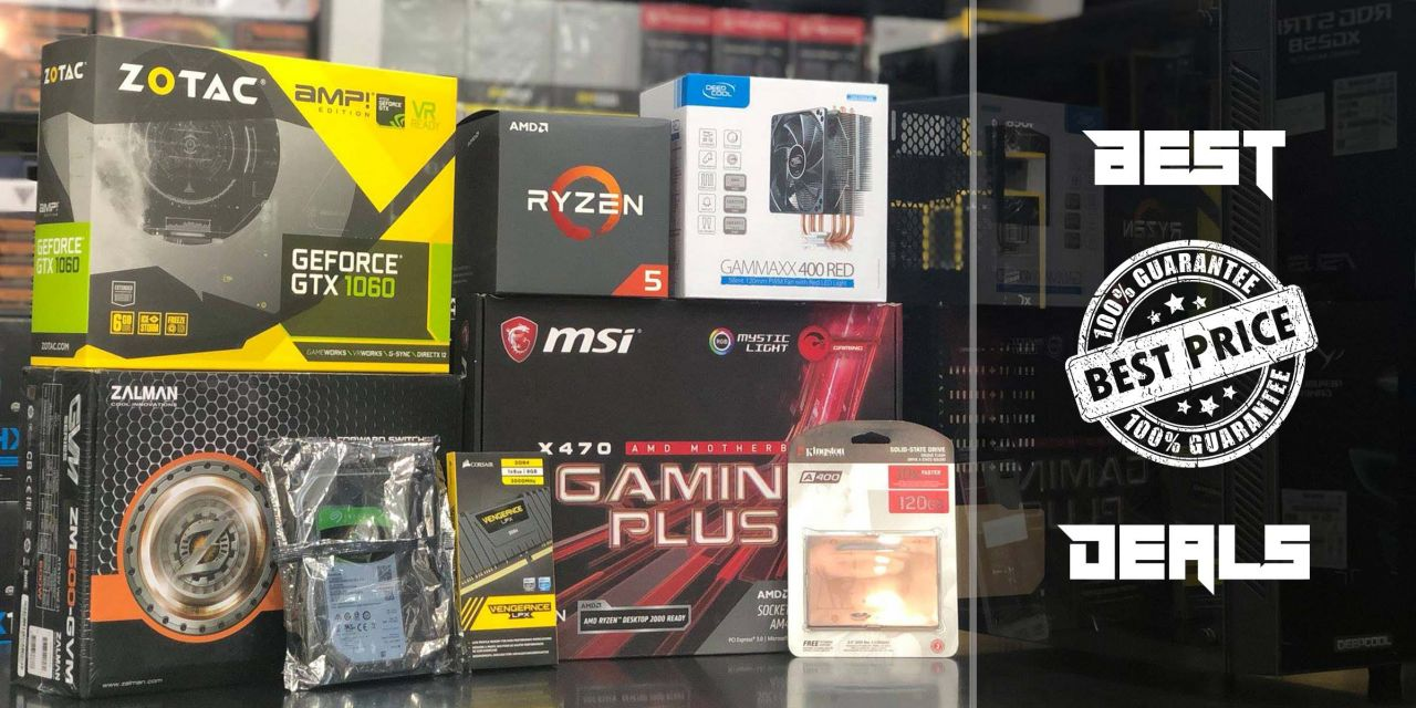Budget Gaming PC Build Guide