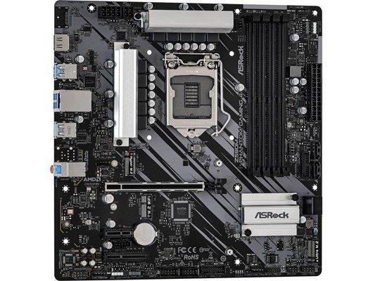 ASRock Z590M Phantom Gaming 4 Intel Motherboard