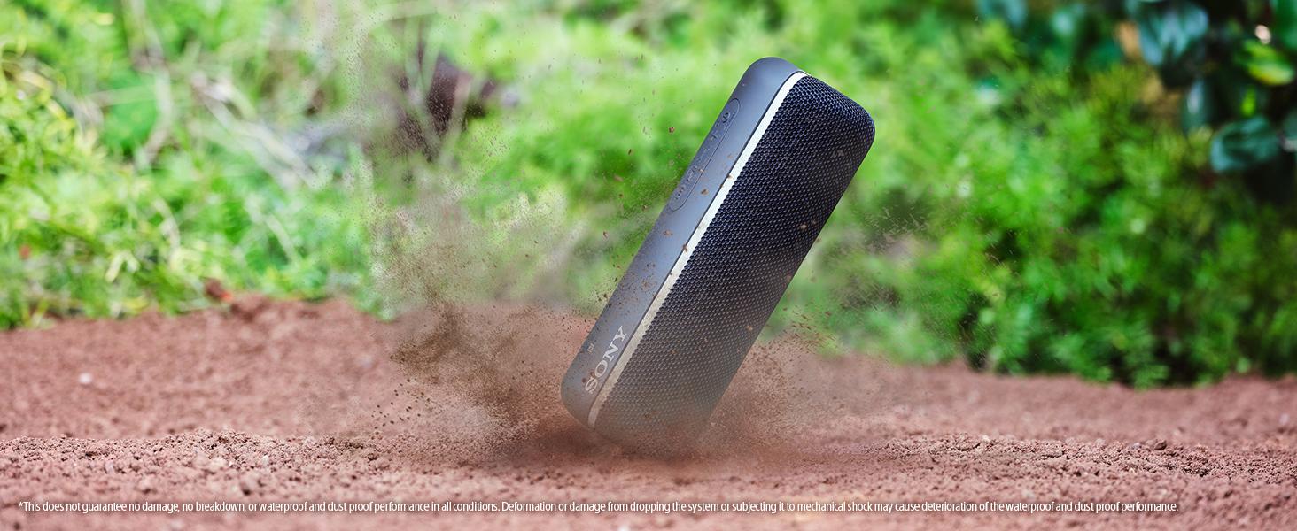 Sony SRS-XB32 Extra Bass Portable Bluetooth Speaker - Black SRS-XB32/B Buy Best Price in