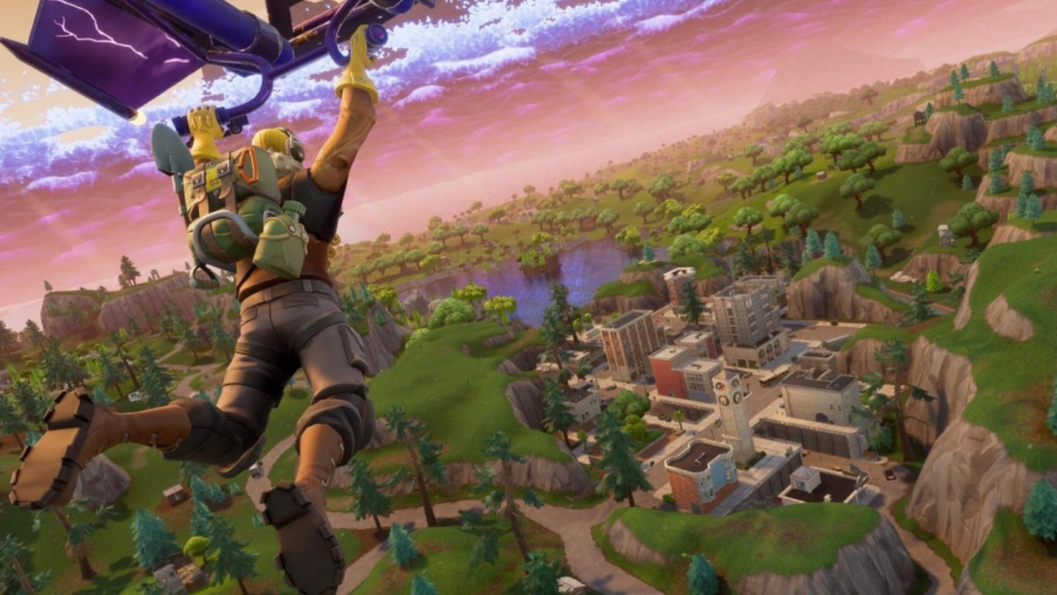 Epic Games Fortnite ++Interview++ | Red Bull Games