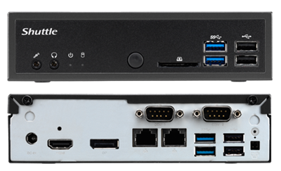 Great Connectivity With Multiple I/O