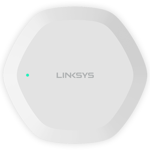 Linksys Cloud Managed AC1300 WiFi 5 Indoor Wireless Access Point TAA Compliant