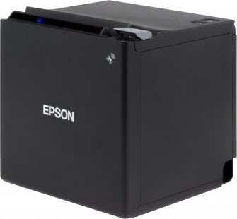 Epson TM-m30II (112A0): USB + Ethernet + NES + BT, Black, PS, UK