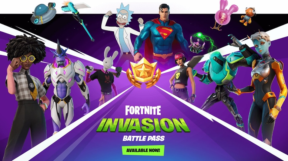 Fortnite Chapter 2 Season 7 Invasion Is Live; Brings Aliens, UFOs,  Superman, New Battle Pass, More | Technology News
