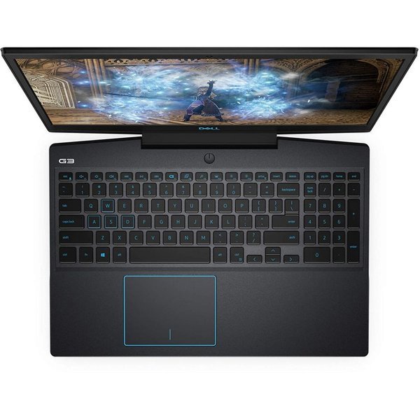 Dell 3500-G3-2600-BLK Gaming Laptop - Core i7 2.6GHz 16GB 512GB 6GB Win10Home 15.6inch FHD Black English Keyboard