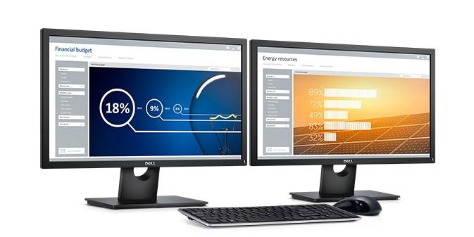 Dell 23 Monitor | E2316H - Everyday office essentials