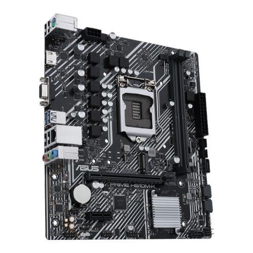 Asus Prime H510M-K Intel (LGA 1200) micro ATX motherboard   90MB17N0-M0EAY0