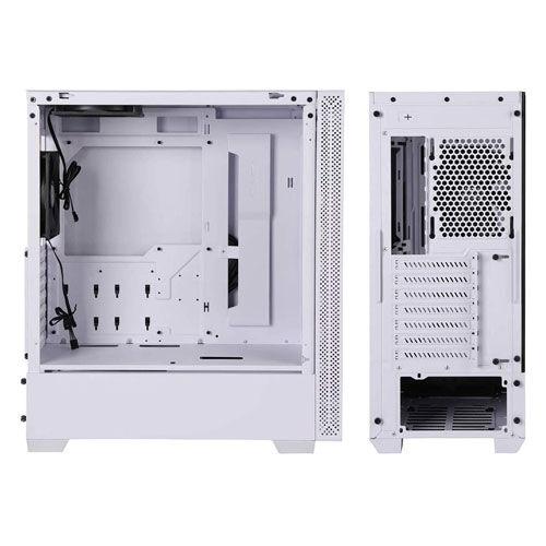 LIAN LI LANCOOL 205 ATX White ATX Mid Tower Case