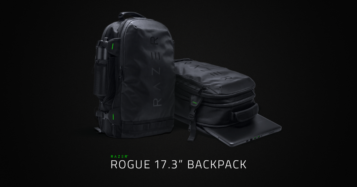 Image result for RAZER ROGUE 17.3""