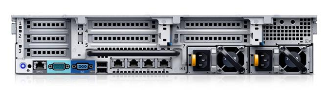 Poweredge R730 - VDI and HPC