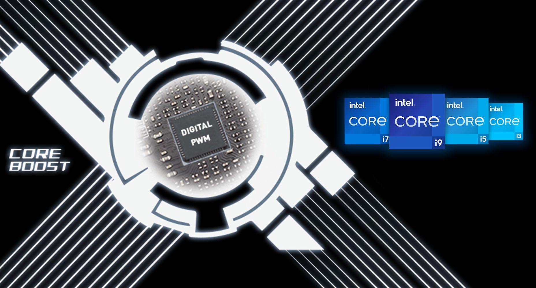 MSI H510M PRO CORE BOOST