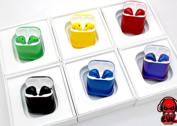 Image result for painted airpods by switch