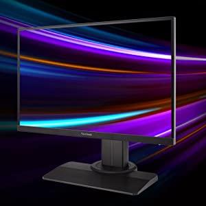 viewsonic XG2405 lcd gaming monitor ips colour