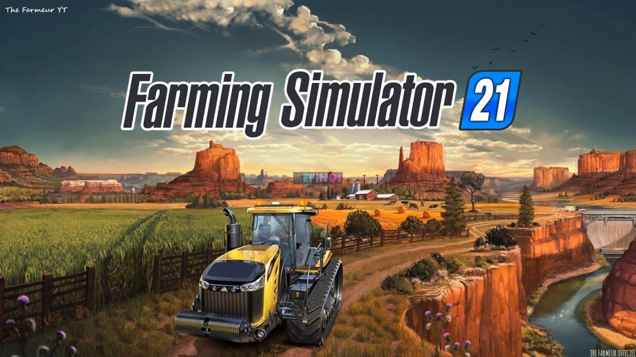 Farming Simulator 21 PS4 Version Full Game Setup Free Download - ePinGi