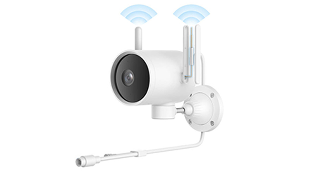 outdoor cameras surveillance wireless