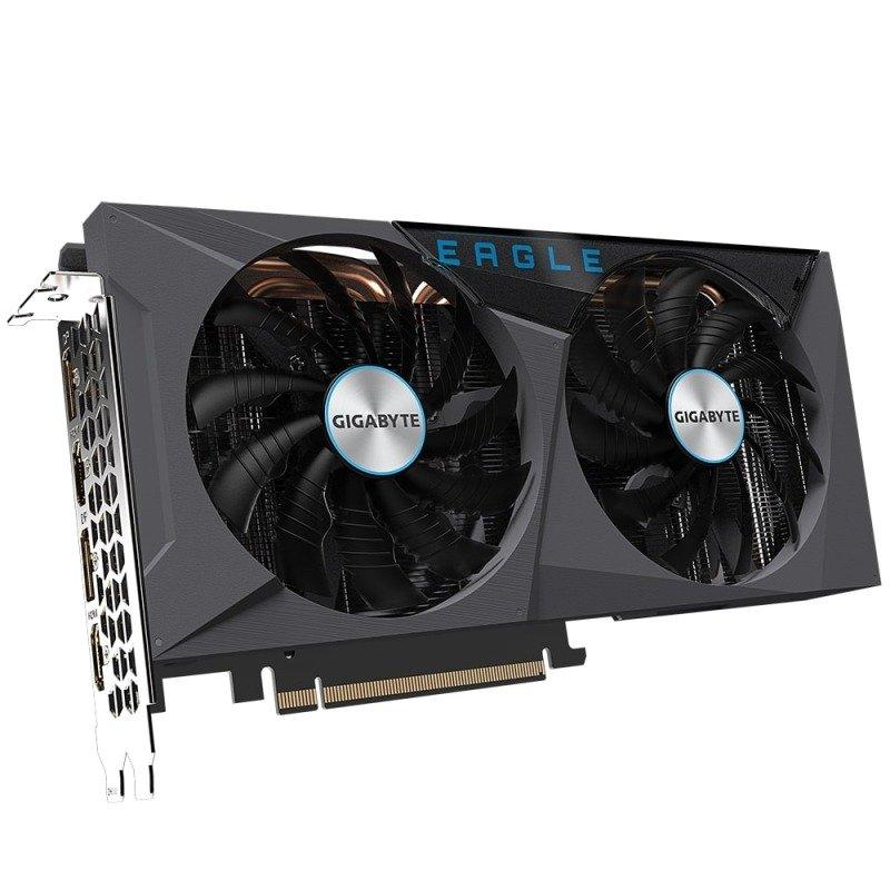Gigabyte GeForce RTX 3060 12GB EAGLE OC Ampere Graphics Card