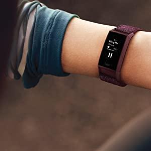 fitbit; new fitbit; music; spotify; songs; music app; smartphone; apple watch; garmin; music control