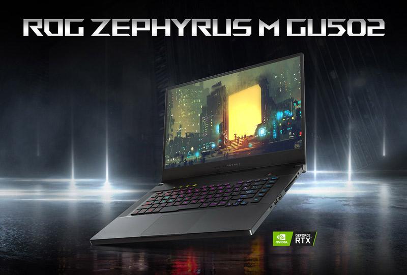 Asus Notebook Zephyrus M GU502GU-AZ047T