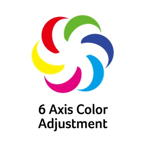 6-Axis Color