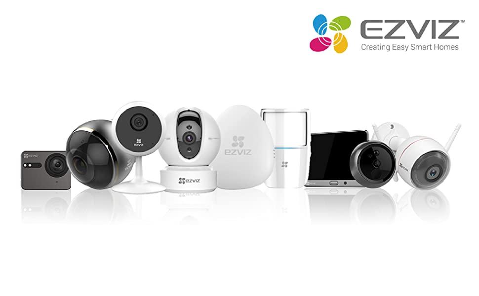 Ezviz Hikvision Wifi Camera