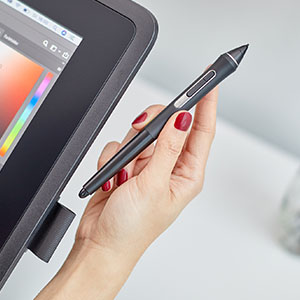 wacom, cintiq, drawing tablet with screen, pen display, graphics monitor, huion, kamvas, xp-pen,