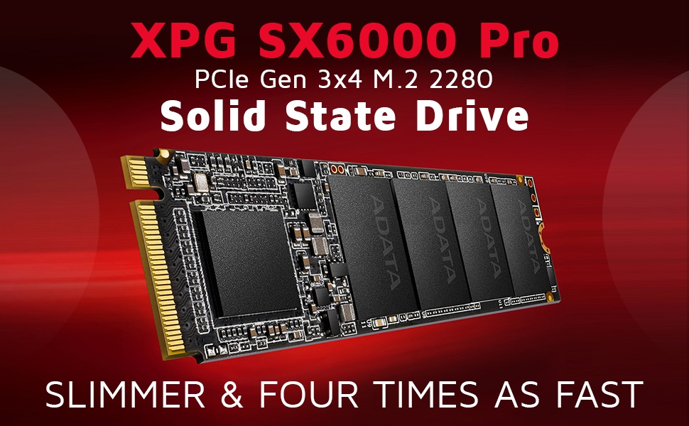 XPG SX6000 Pro SPN-FOR1