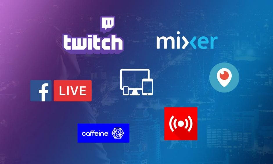 Best Live Streaming Platforms You should use | Invision Game Community