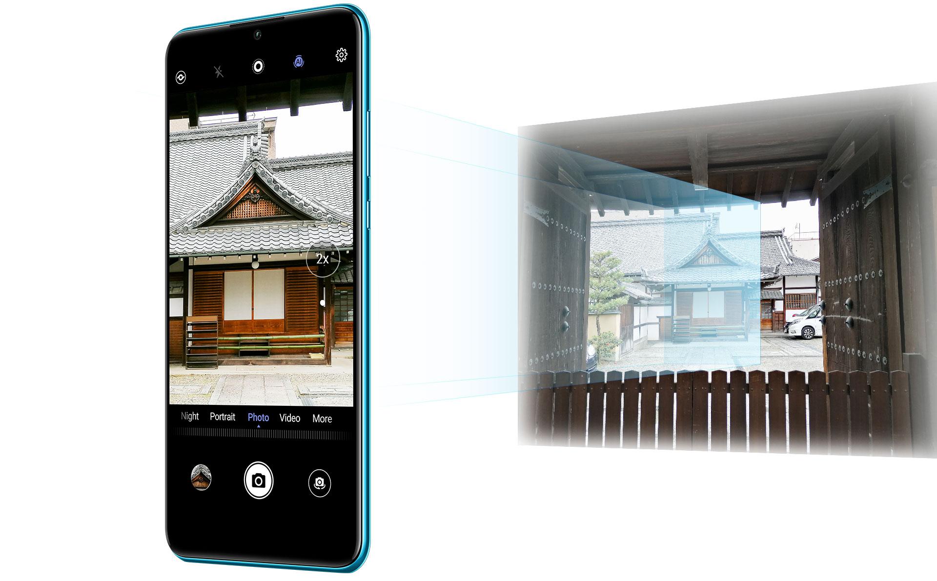 Huawei P30 lite Ultimate Zoom