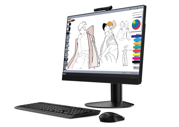 ThinkCentre M920z all-in-one enterprise desktop