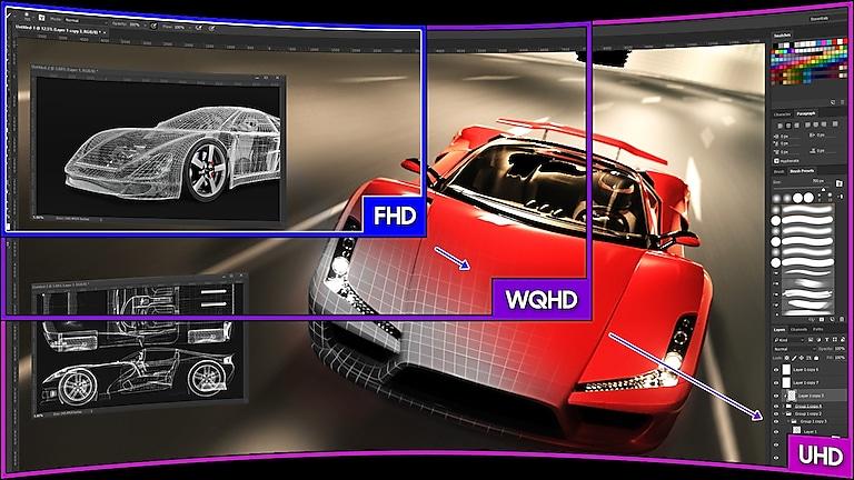 4K UHD Display