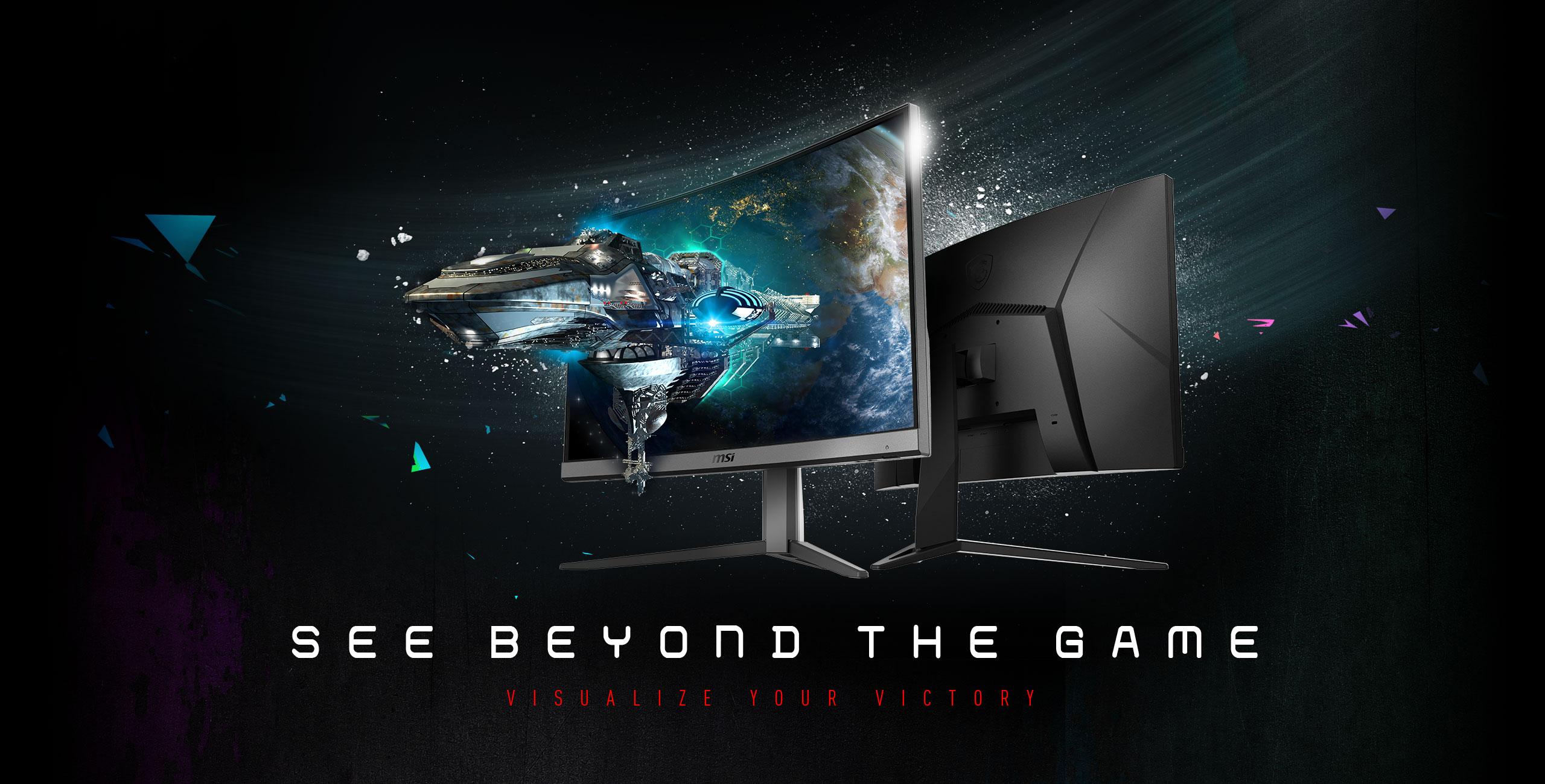 Optix G24C4 Key Visual