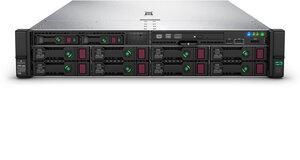 HPE ProLiant DL380 Gen10 4208 1P 16GB-R P408i-a 8SFF 500W PS Server