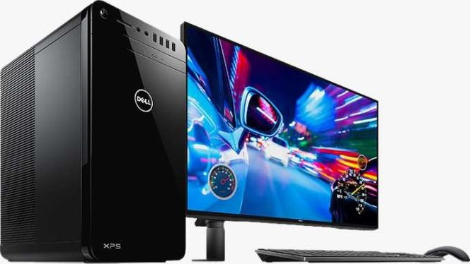 Dell XPS 8930 1138 Tower Desktop 8th Gen  Intel Core i7 8700 6 Core up to  4 60GHz, 16GB DDR4, 256GB