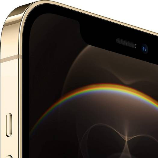 Apple iPhone 12 Pro Max With FaceTime, 256GB, 5G, Dual SIM - Gold