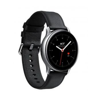 Samsung Galaxy Watch Active2 44mm Stainless Steel - Silver | N30001631A