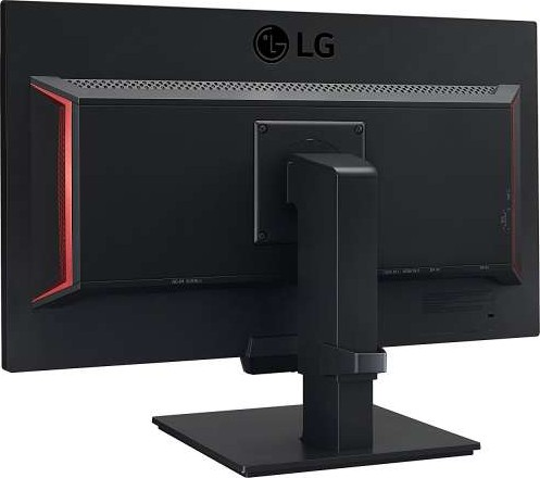 LG 24 Inch Gaming Monitor with 144Hz Refresh Rate and 1ms Motion Blur  Reduction 24GM79G