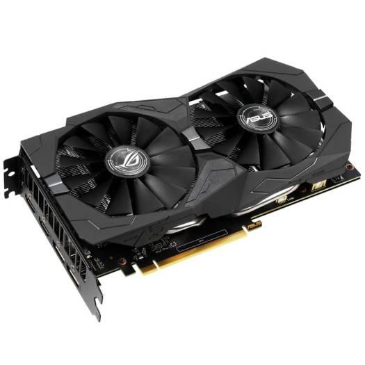 ASUS ROG Strix GeForce GTX 1650 Advanced Edition, 4GB GDDR5, IP5X Dust dust proofing, Aura Sync, Wing-blade fan, 0dB technology, DirectCU II, HDMI and Display port outputs | 90YV0CX0-M0NA00