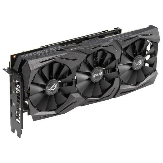 ASUS ROG Strix GeForceRTX 2060 SUPER Advanced edition, 8GB GDDR6, CUDA Core 2176, Memory Interface 256-bit,  Dual HDMI, Dual DisplayPort, USB Type-C, PCI Express | 90YV0DG1-M0NA00