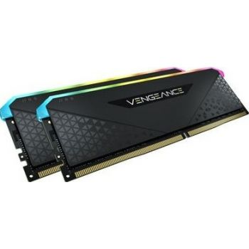 Corsair Vengeance RGB RS 32GB (2 x 16GB) DDR4 Desktop Memory, DRAM, 3600MHz, C18 Memory Kit | CMG32GX4M2D3600C18