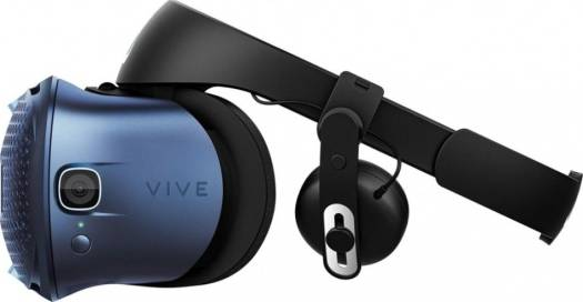 """HTC VIVE Cosmos, Dual 3.4"""" diagonal Screen, 1440 x 1700 Pixels Per Eye Resolution, 90 Hz Refresh Rate, Maximum 110 degrees Field-of-View, USB-C 3.0, DP 1.2 Connections 