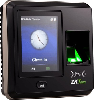 ZKTECO Time Attendance and access control, Wiegand input output, 500DPI  SF300