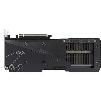 Gigabyte Aorus GeForce RTX 3060 Elite 12G - 12GB of GDDR6 VRAM, 192-Bit, PCIe 4.0 x16 Interface, 16 Gb/s Speed, 7680 x 4320 Resolution, HDMI 2.1, DisplayPort 1.4a, Graphics Card | GV-N3060AORUS-E-12GD