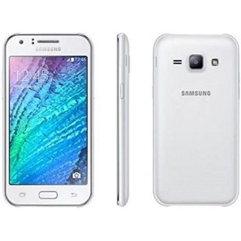 Renewed - Samsung Galaxy J5 Dual Sim 1.5GB RAM 8GB 3G LTE - White