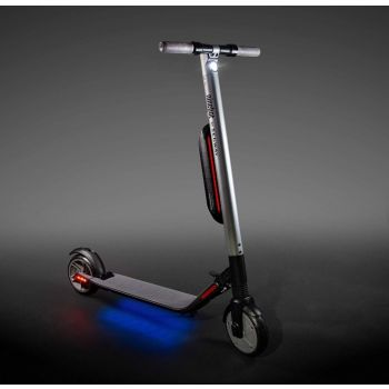 Segway Ninebot Folding Electric Kick Scooter with Second Battery, Dark Grey | ES4