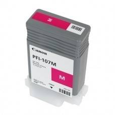 Genuine Magenta Canon PFI-107M Ink Cartridge   6707B001AA
