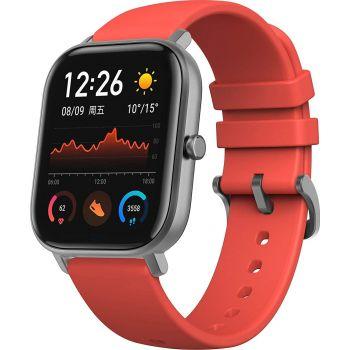 Xiaomi Amazfit GTS - Smartwatch Vermillion - Orange