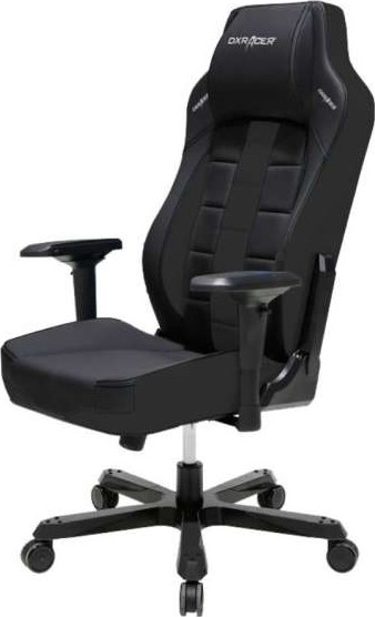 Dxracer Boss Series 4d Straight Arms Heavy Duty Tilt Mechanism Strong Aluminium Base Leather Style V