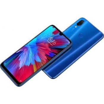 Xiaomi Redmi Note 7S Dual Sim Mobile Phone, 64GB, 4G LTE -  Sapphire Blue | N26080763A