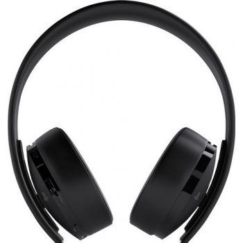 Sony PlayStation New Gold Wireless Headset - Black