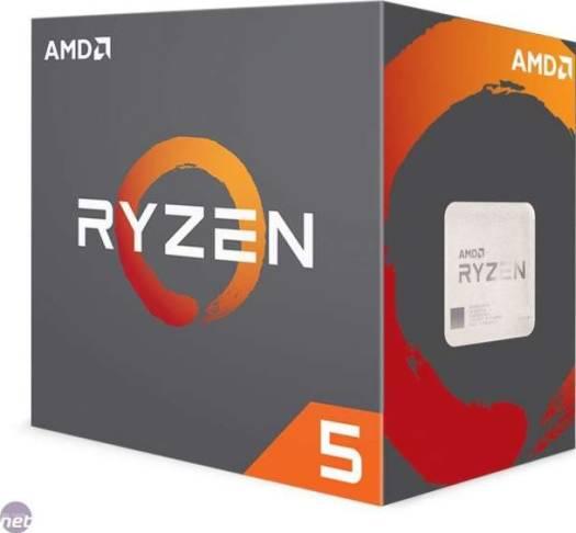 AMD Ryzen 5 1600X CPU for DT (6C/12T, 19 MB Cache) 3.6 GHz Base / 4.0 GHz Precision Booset | YD160XBCAEWOF